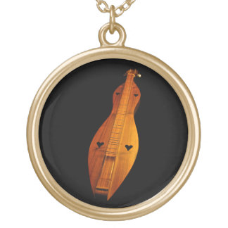 Dulcimer Necklace