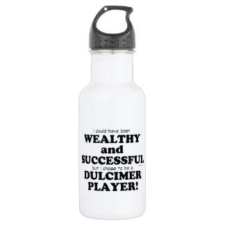 Dulcimer Wealthy & Successful Stainless Steel Water Bottle