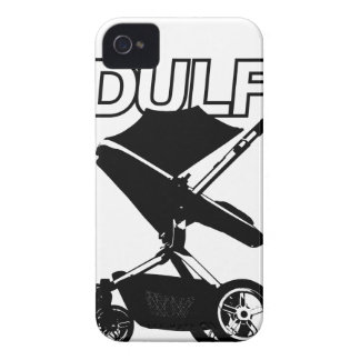 DULF Logo Accessories iPhone 4 Cases