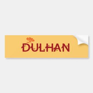 Dulhan Bumper Stickers