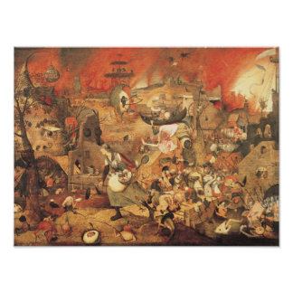 Dulle Griet  1564 Posters