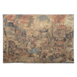 Dulle Griet (Mad Meg) by Pieter Bruegel Cloth Placemat