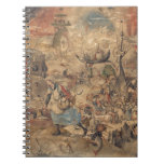 Dulle Griet (Mad Meg) by Pieter Bruegel Notebook