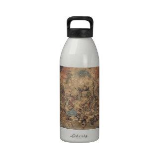Dulle Griet megohmio enojado por Pieter Bruegel Botallas De Agua