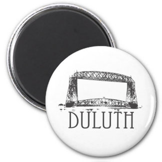 Duluth Aerial Lift Bridge Magnets