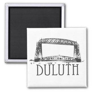 Duluth Aerial Lift Bridge Magnet