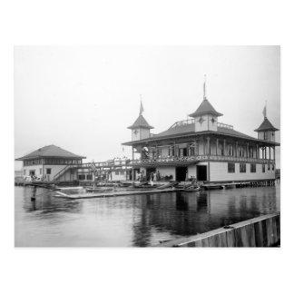 Duluth Boat Club: 1906 Post Card