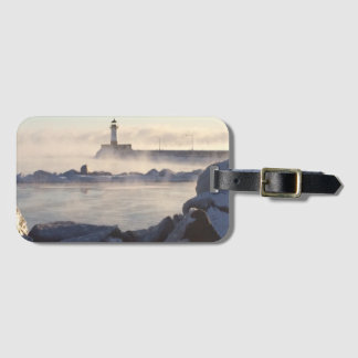 Duluth Canal Park luggage tag