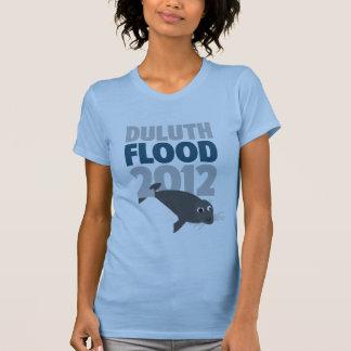 Duluth Flood 2012 Seal T-shirts