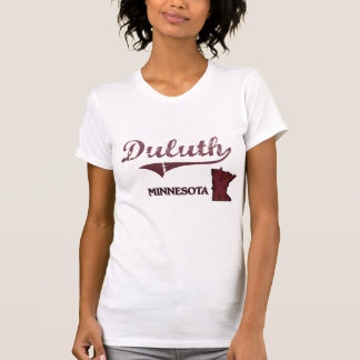 Duluth Minnesota City Classic Tee Shirts