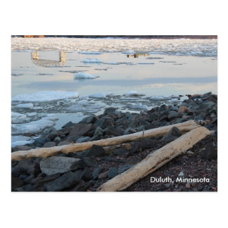 Duluth, Minnesota Post Card - customize a greeting