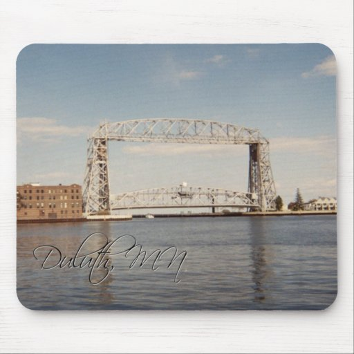 Duluth, MN Mouse Pad