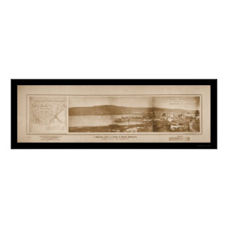 Duluth, MN Photo 1870 Poster