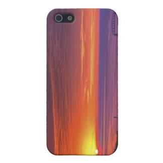 Duluth Sunrise iPhone 5 Cases