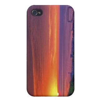 Duluth Sunrise iPhone 4 Cases