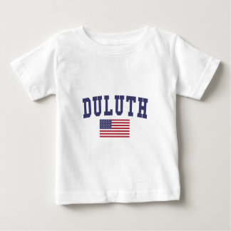Duluth US Flag Baby T-Shirt