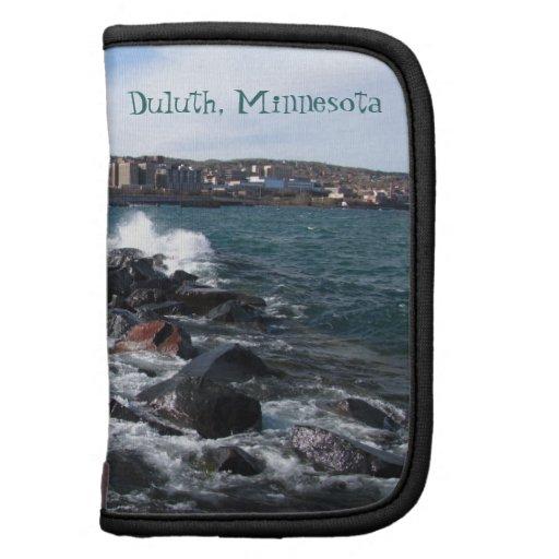 Duluth y el lago Superior - folio/planificador