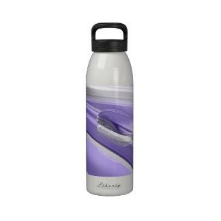 Dulzura de Pourple Botella De Agua