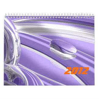 Dulzura de Pourple Calendario