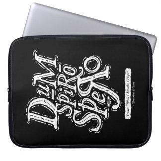Dum Spiro Spero - caja del ordenador portátil - ne Fundas Portátiles