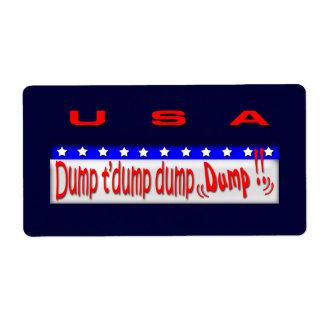 Dum t'dump dump Dump Label