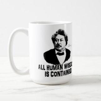 Dumas: Wait and Hope Coffee Mug