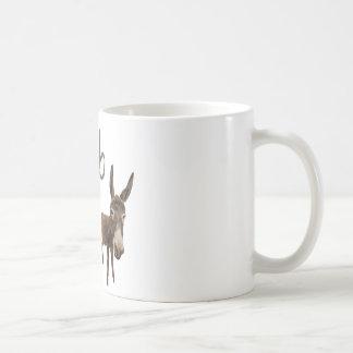 dumb ass coffee mug
