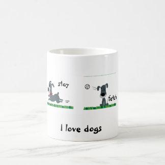Dumb Dog Coffee Mug