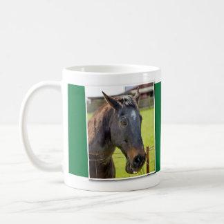 Dumb Horse Coffee Mug