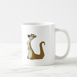 Dumb Weasel Coffee Mug