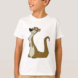 Dumb Weasel T-Shirt