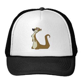 Dumb Weasel Trucker Hat