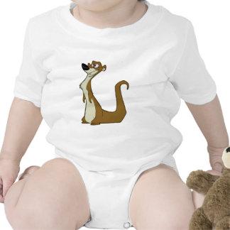 Dumb Weasel Baby Bodysuit