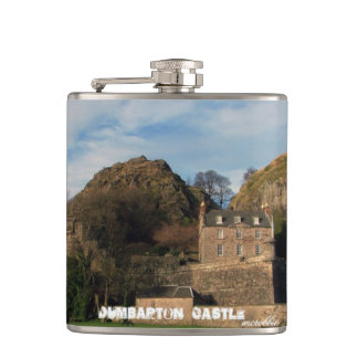 Dumbarton  Castle Hip Flasks