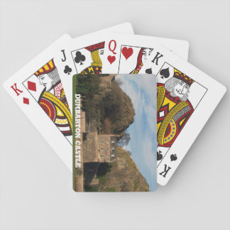 Dumbarton Castle Poker Deck