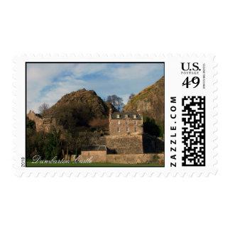 dumbartoncastle, Dumbarton Castle Postage