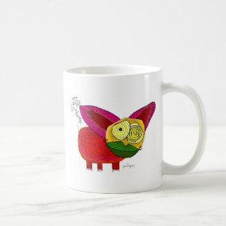 dumbass-taza taza de café