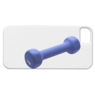 Dumbbell 2 iPhone SE/5/5s case