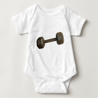 Dumbbell Baby Bodysuit