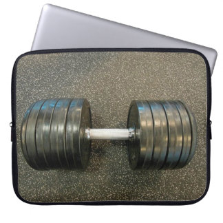 Dumbbell Computer Sleeve