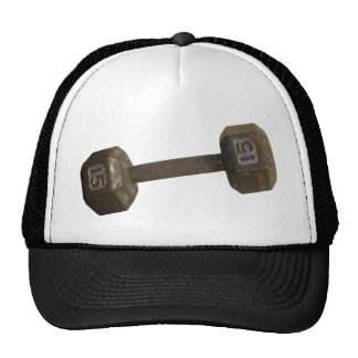Dumbbell Mesh Hat