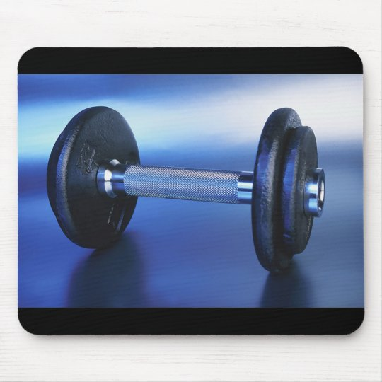 Dumbbell Mouse Pad