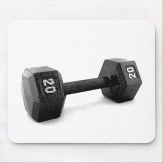 Dumbbell Mouse Pads
