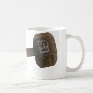 Dumbbell Mug