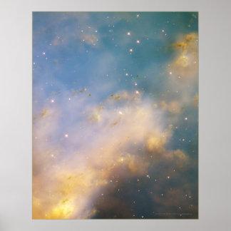 Dumbbell Nebula 16x20 (16x20) Poster