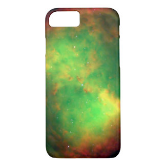 Dumbbell Nebula, Constellation Vulpecula, The Fox iPhone 7 Case
