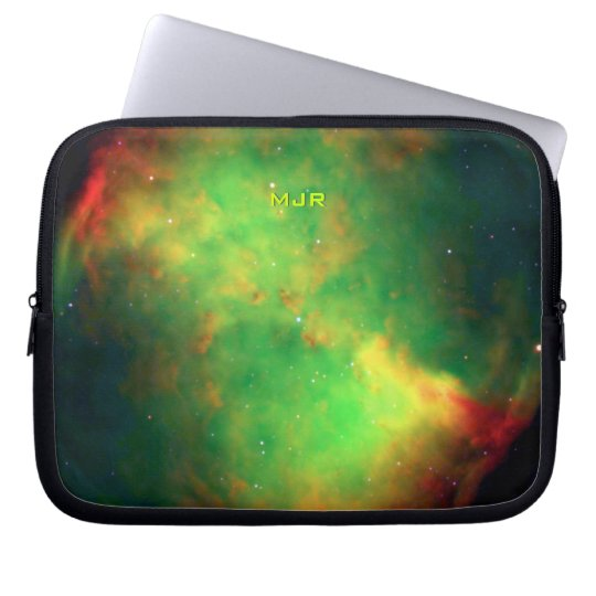 Dumbbell Nebula Constellation Vulpecula, The Fox Laptop Sleeve