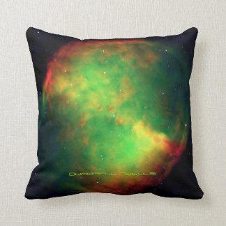 Dumbbell Nebula Constellation Vulpecula, The Fox Throw Pillow