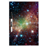 Dumbbell Nebula Dry Erase White Board