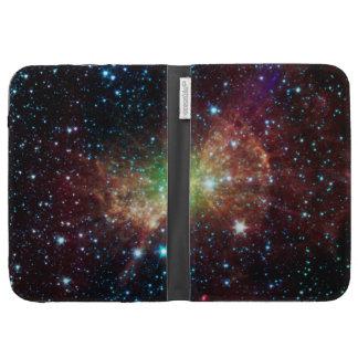 Dumbbell Nebula Kindle Case